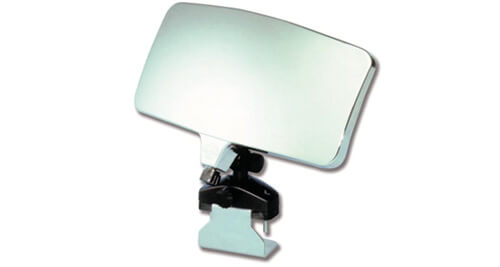 Wasserski Rückspiegel